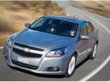 Chevrolet Malibu. Фото Chevrolet
