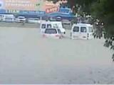 Сильнейший потоп в Новосибирске