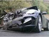 Автомобиль Линдси Лохан. Фото tmz.com