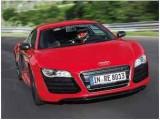 Audi R8 e-tron. Фото Audi