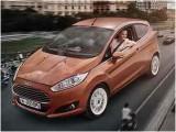 Ford Fiesta. Фото Ford