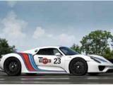 Прототип Porsche 918 Spyder. Фото Porsche