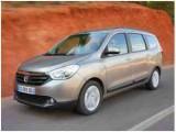 Dacia Lodgy. Фото Dacia