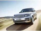 Range Rover. Фото Land Rover