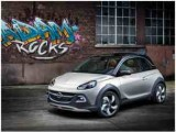 Opel Adam Rocks. Фото Opel