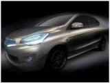 Mitsubishi Concept G4. Фото Mitsubishi Motors