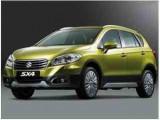 Новый Suzuki SX4. Фото Suzuki
