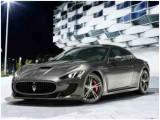 Обновленный Maserati GranTurismo MC Stradale. Фото Maserati