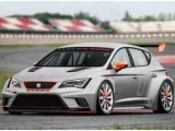 Seat Leon Cup Racer. Фото Seat