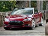 Tesla Model S. Фото Tesla Motors